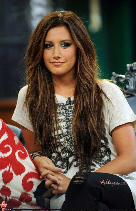 Ashley Tisdale Hair Color  Hair Colar And Cut Style