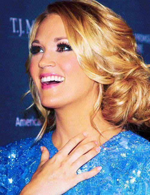 Carrie Underwood Hair Color Formula