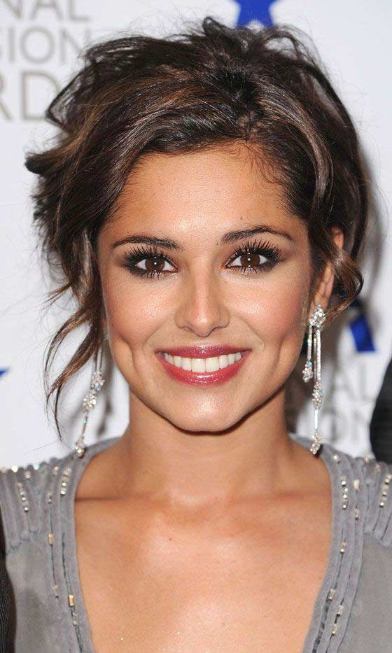 Cheryl Cole Hair Color - Hair Colar And Cut Style Cheryl Cole