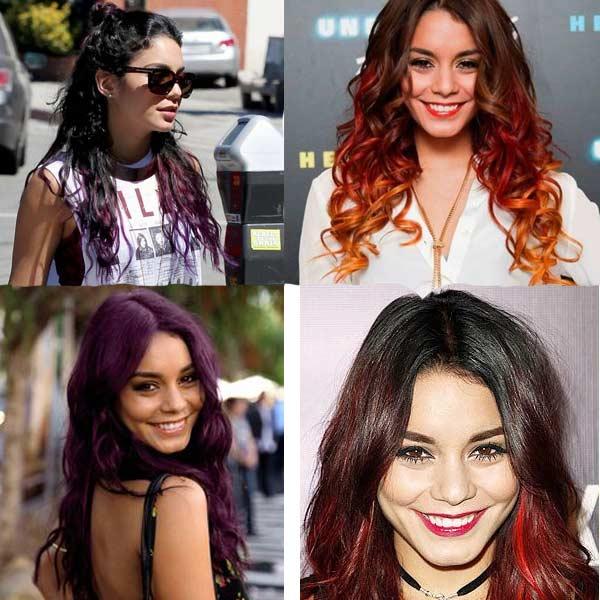 Vanessa-Hudgens-red-purple