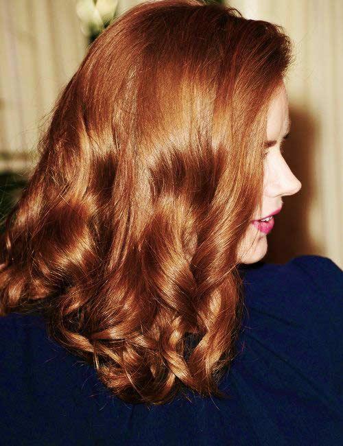 Amy Adams Hair Color Hair Colar And Cut Style