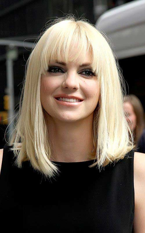 Anna Faris Hair Color ...