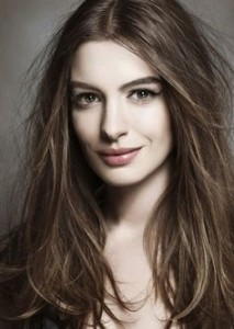Anne Hathaway Hair Color