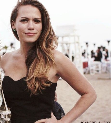 Bethany Joy Lenz Natural Hair Color