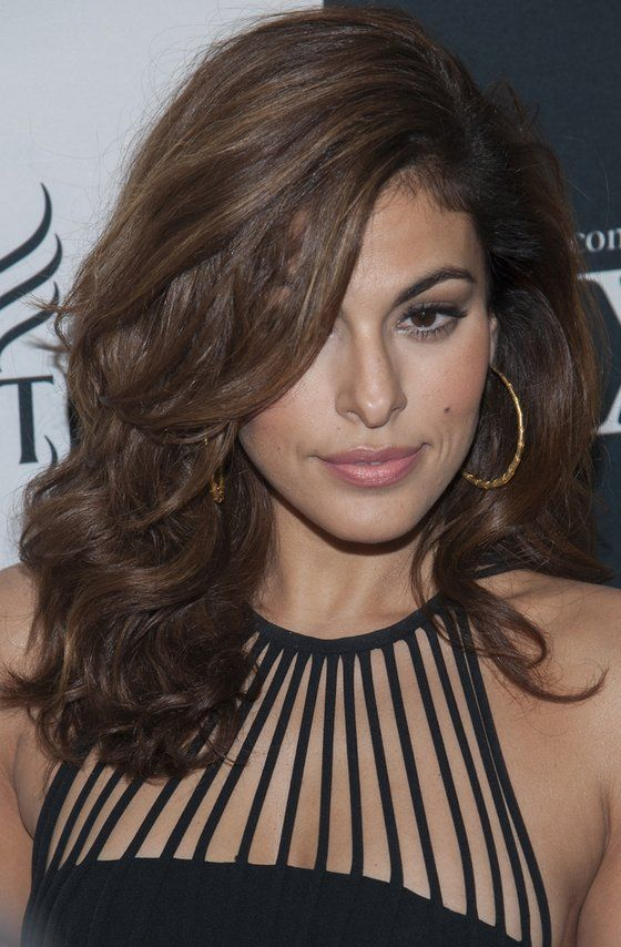 Eva Mendes Hair Color Hair Colar And Cut Style