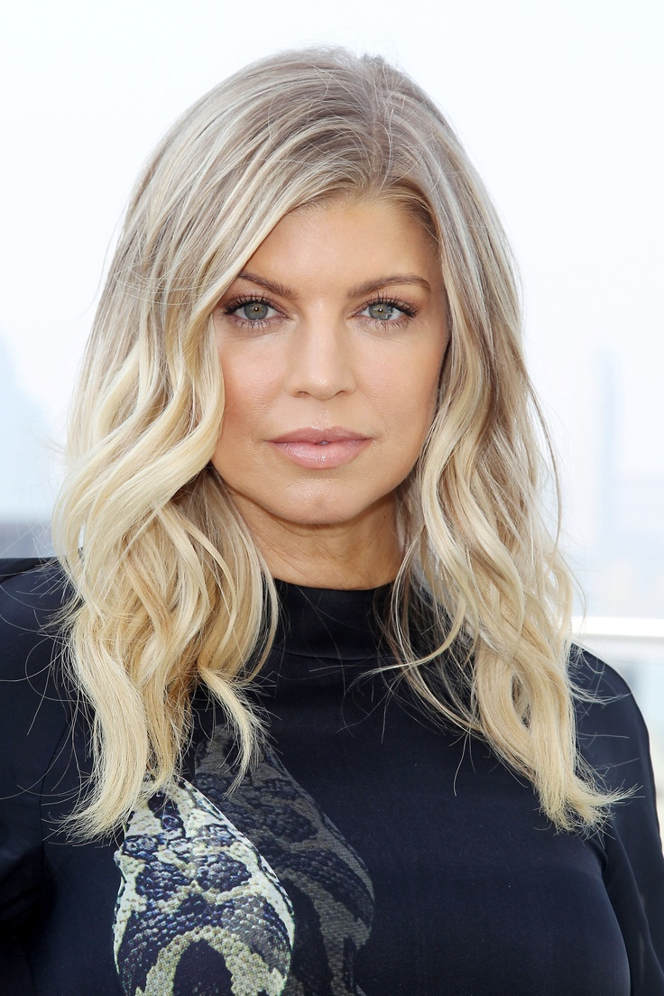 Fergie Hair Color - Hair Colar And Cut Style Fergie