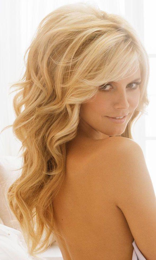 Heidi Klum Hair Color Hair Colar And Cut Style