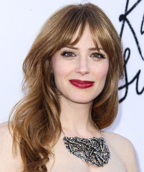 Jaime Ray Newman Hair Color Hair Colar And Cut Style