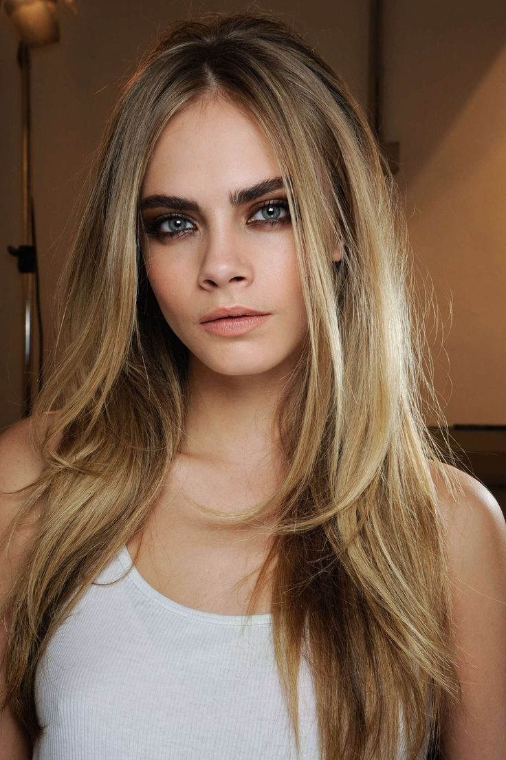 Cara Delevingne Hair Color
