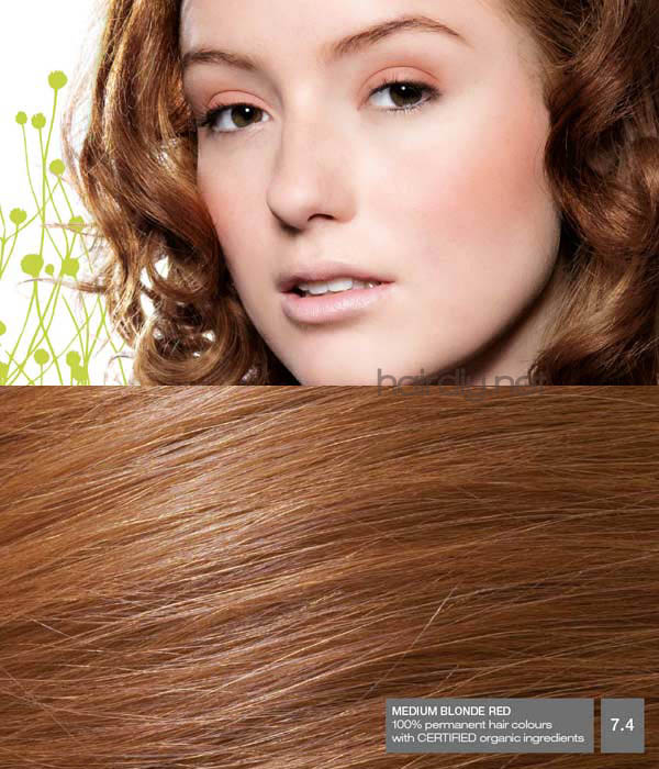 7 66 Eslacolor Intense Red Medium Blonde