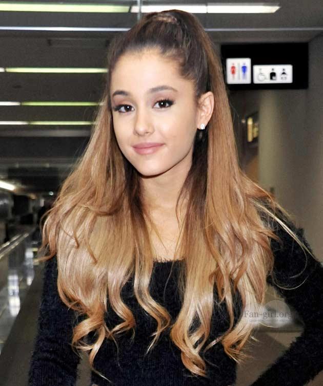 Ariana Grande Hair Color Hair Colar And Cut Style