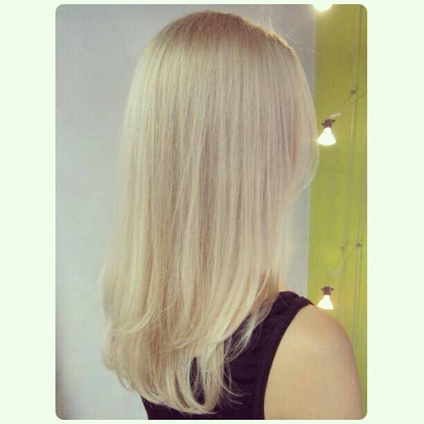 L Oreal İnoa 10 01 Lightest Natural Ash Blonde Hair