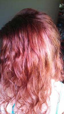 Garnier Olia 6 60 Light Intense Auburn Hair Colar And