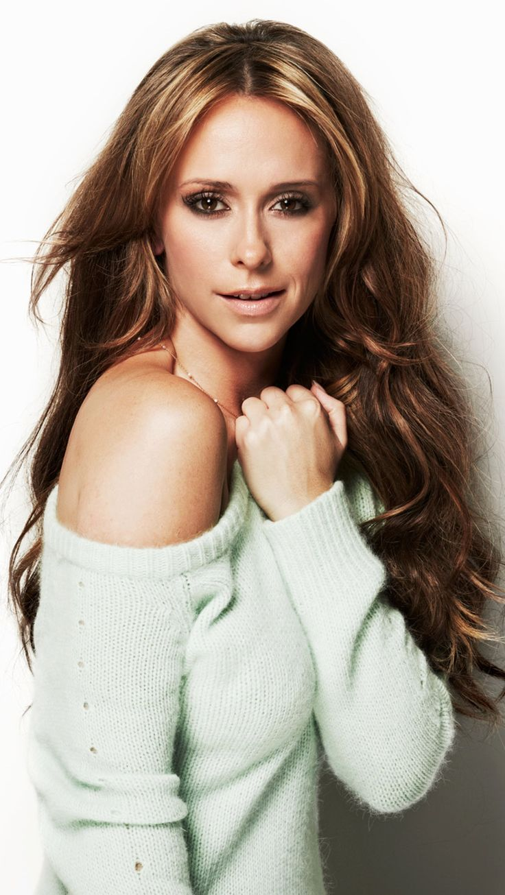 Famous Pretty Girls: Jennifer Love Hewitt Hair Color