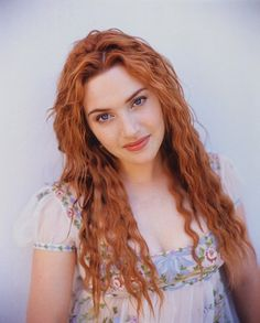 Kate Winslet Hair Color