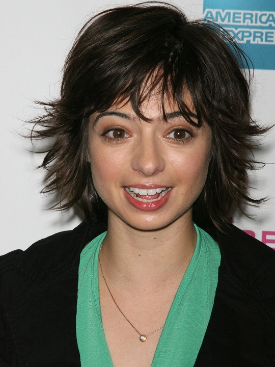 Kate Micucci 2008 Tribeca Film Festival - world premiere of 'Bart Got A Room' at AMC 19th Broadway theatre New York City, USA - 25.04.08 Credit: (Mandatory): PNP/ WENN (Newscom TagID: wennphotos856106)     [Photo via Newscom]