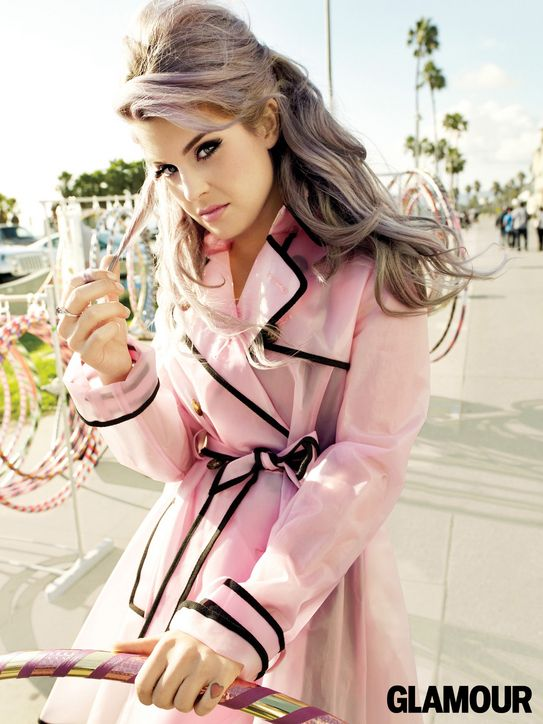 Kelly Osbourne Hair Color Hair Colar And Cut Style