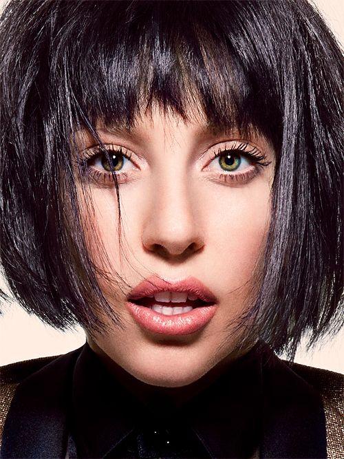 Lady Gaga Hair Color Hair Colar And Cut Style