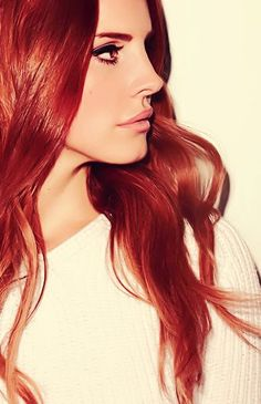 Lana del rey haircut