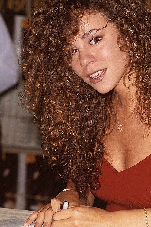 Mariah Carey Hair Color Hair Colar And Cut Style