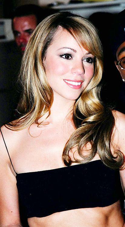 Mariah Carey Hair Color Hair Colar And Cut Style