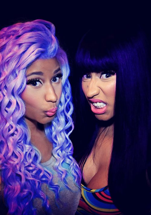 Nicki Minaj Hair Color Hair Colar And Cut Style