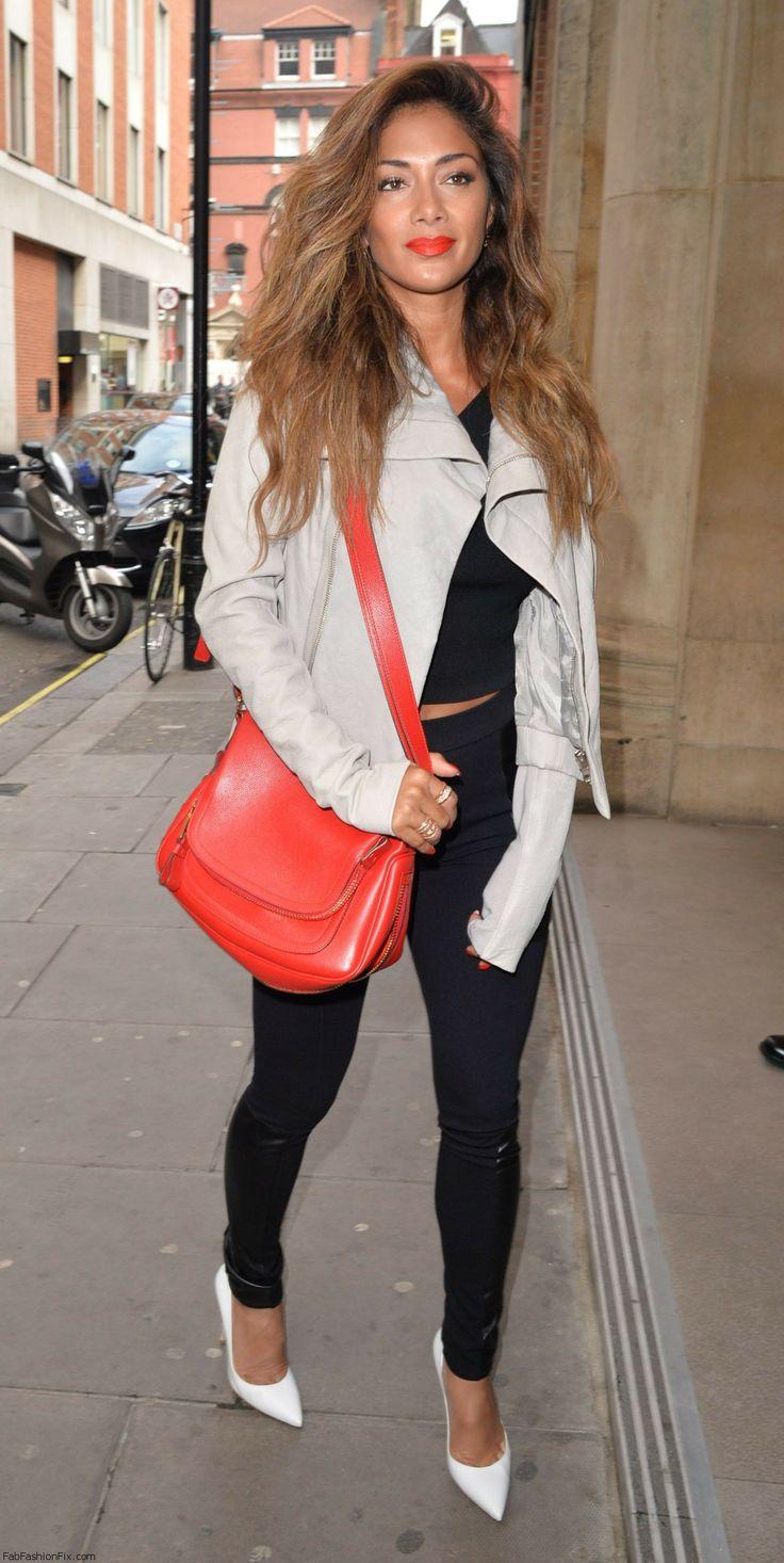 Nicole Scherzinger Hair Color Hair Colar And Cut Style