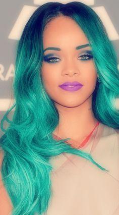 Rihanna Hair Color Hair Colar And Cut Style