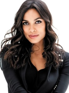 Rosario Dawson Hair Color