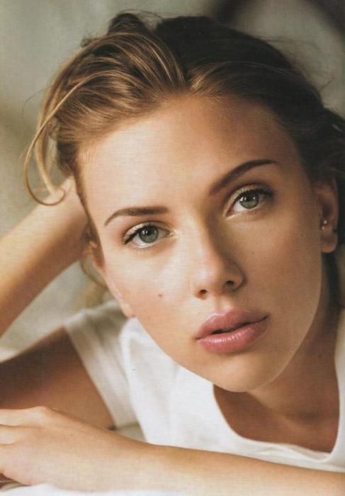 Scarlett Johansson Hair Color Hair Colar And Cut Style