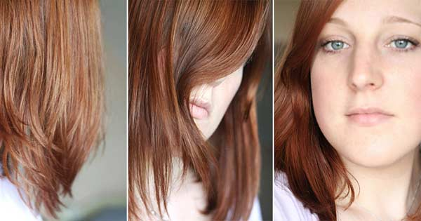 Medium Mahogany Brown Hair Color 304886 Colour Hairstyle Picture Magz