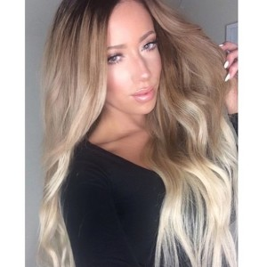 Most beautiful Intense Ash Blonde Hair Color