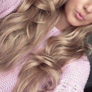 Ash Blonde 2015