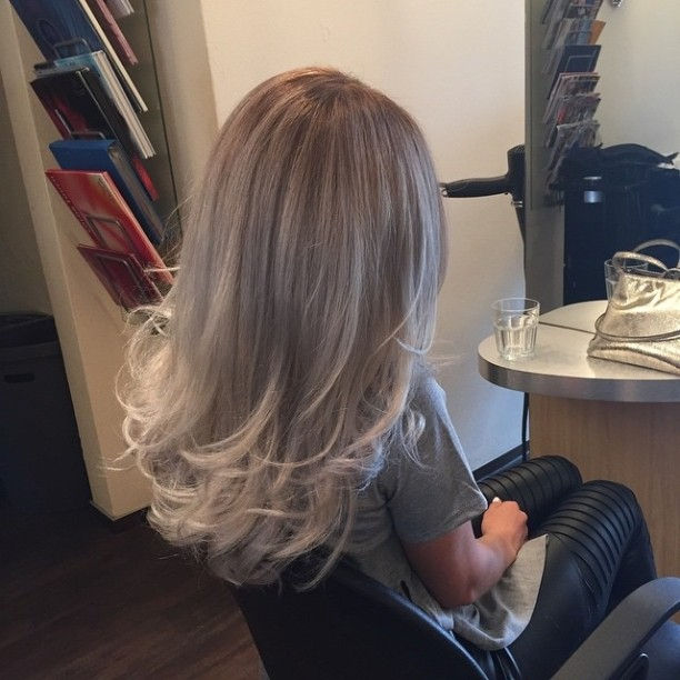 Intense Ash Blonde Hair Color  Hair Colar And Cut Style