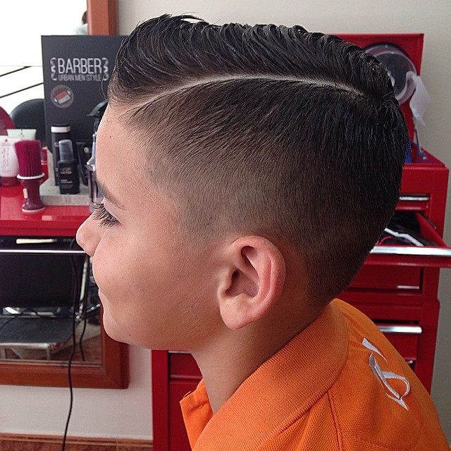 Little Boy Haircuts Hair Colar And Cut Style