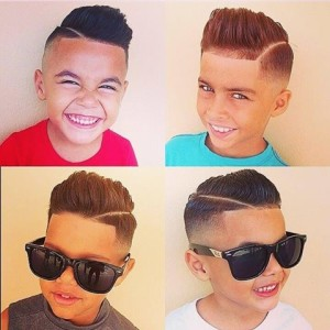 Childrens short haircuts