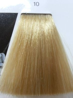 L Oreal İnoa 10 Lightest Blonde Hair Colar And Cut Style