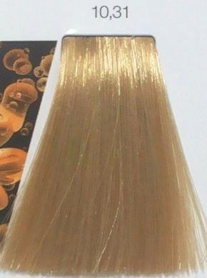 L Oreal İnoa 10 31 Lightest Golden Ash Blonde Hair Colar