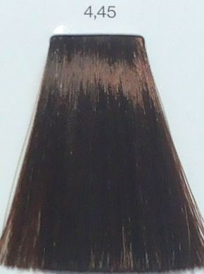 L Oreal İnoa 4 45 Copper Mahogany Brown Hair Colar And Cut Style