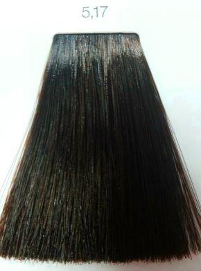 L Oreal İnoa 5 17 Light Ash Cool Brown Hair Colar And