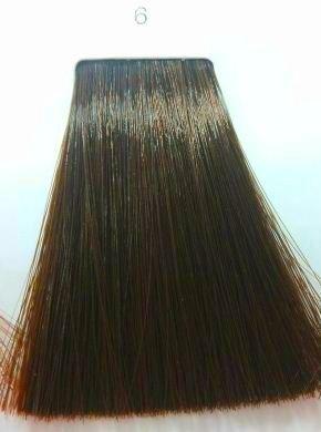 L Oreal İnoa 6 Dark Blonde Hair Colar And Cut Style