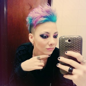 Punk Hair For Women