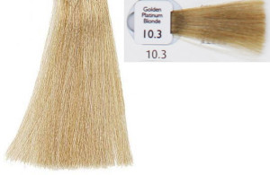 10.3  Natulique Golden Platinum Blonde