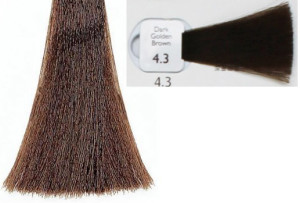 4.3 Natulique Dark Golden Brown