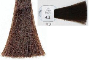 4.3 Natulique Dark Golden Brown