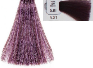 5.81 Natulique Violet Light Brown