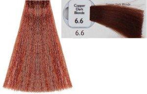 6.6 Natulique Copper Dark Blonde