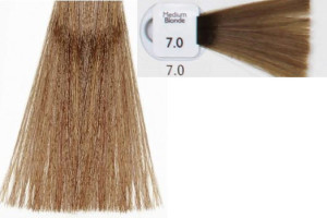 7.0 Natulique Medium Blonde