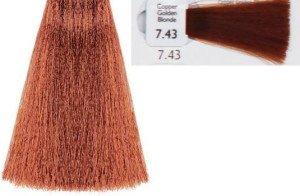 7.43 Natulique Copper Golden Blonde