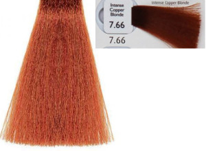 7.66 Natulique Intense Copper Blonde